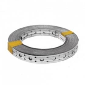Лента перфорированная оцинкованная для вентиляции 12х0,7 LP_Vent 12х0,7 (