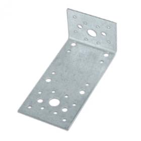 Крепежный уголок ассиметричный 130х50х65х2,0мм (50шт)