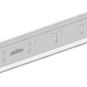 Планка белая АЛБЕС (0,6м) 90шт.