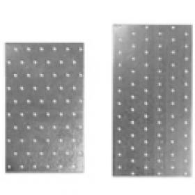 Пластина соединительная PS 100х200х2,0мм (25шт, 50шт, 100шт)