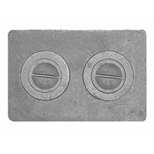 Плита П2-3 двухкомфорочная (Балезино)