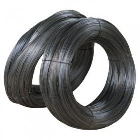 Проволока вязальная н/у, т/о диаметр 1,2мм, черная