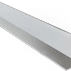 Уголок ПВХ 25х25 2,7м белый (25шт, 50шт)
