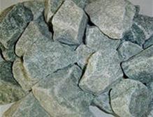 """Камни для бани и сауны """"Талькохлорит (талькомагнезит обвалованный)"""""""