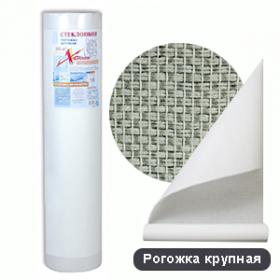Стеклообои  X-Glass Рогожка крупная (25м)