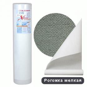 Стеклообои  X-Glass Рогожка мелкая (25м)
