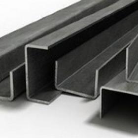 Швеллер стальной горячекатаный У 20 длина 0,9м
